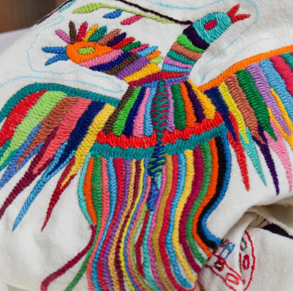 10 Embroidery Artists On Instagram You Need To Follow The Fiber Studio
